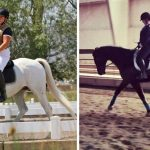 Sydni O N Before After horseback Success MBC