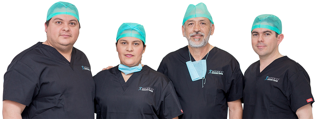 Dr. Louisiana Valenzuela Team - Weight Loss Surgery in Mexico