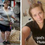 Tisha B before after weight loss success MBC