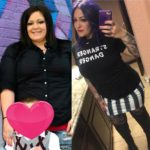 Courtney D before after weight loss surgery success picture MBC