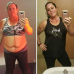 Jennifer C before after weight loss surgery success 2 MBC