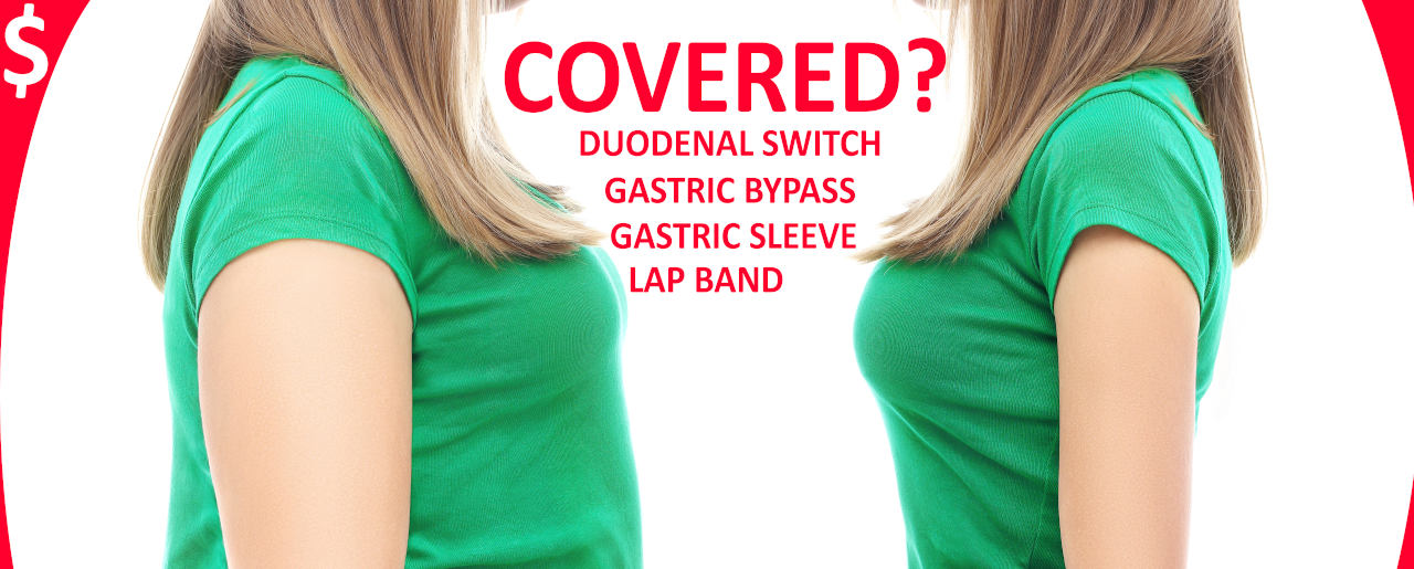 Does your insurance cover bariatric surgery