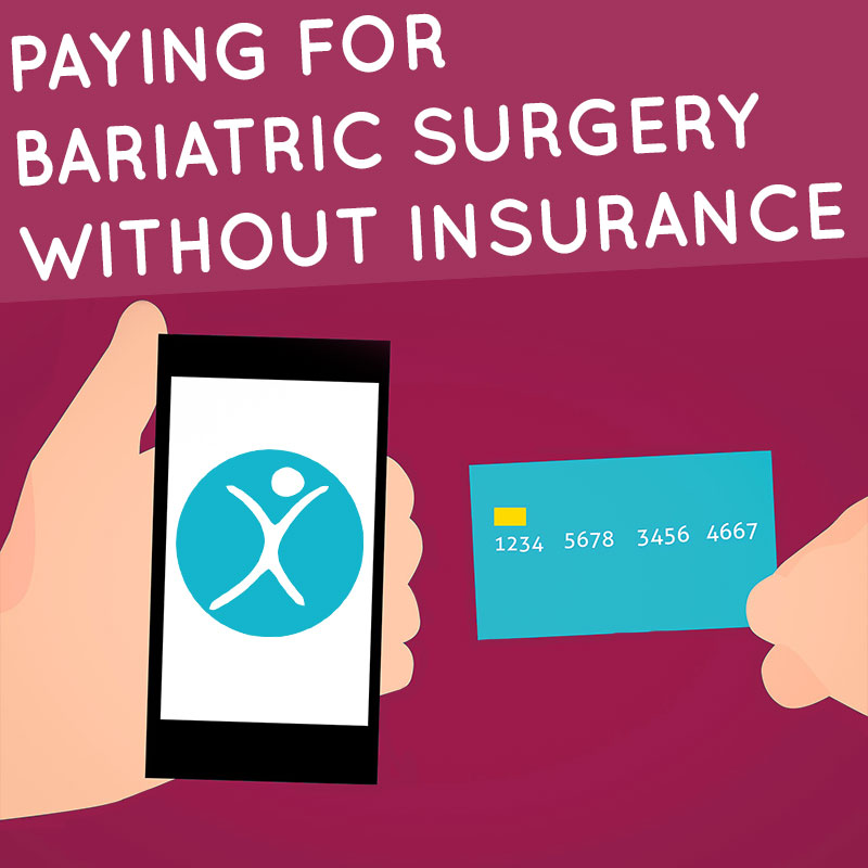 paying for bariatric surgery without insurance