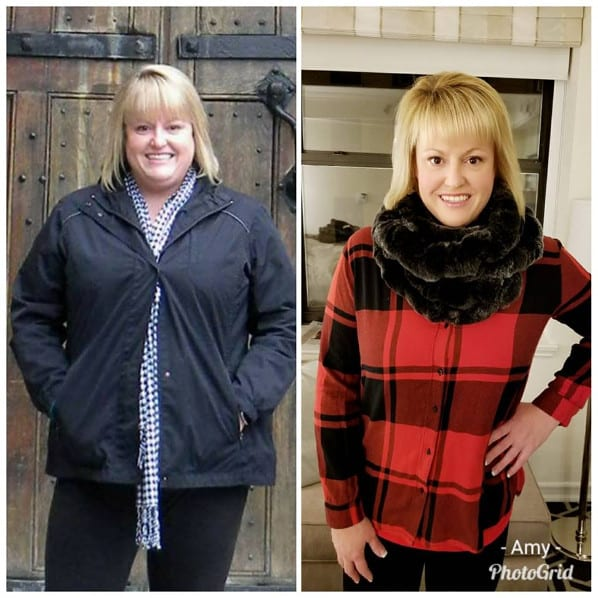 Amy - Gastric Sleeve Surgery - Gastric Sleeve Before and After Pictures - Female Photos