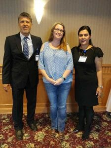 Ron Elli and Dr. Valenzuela with Patient - Mexico Bariatric Center - Calgary, Canada Bariatric Surgery Seminar