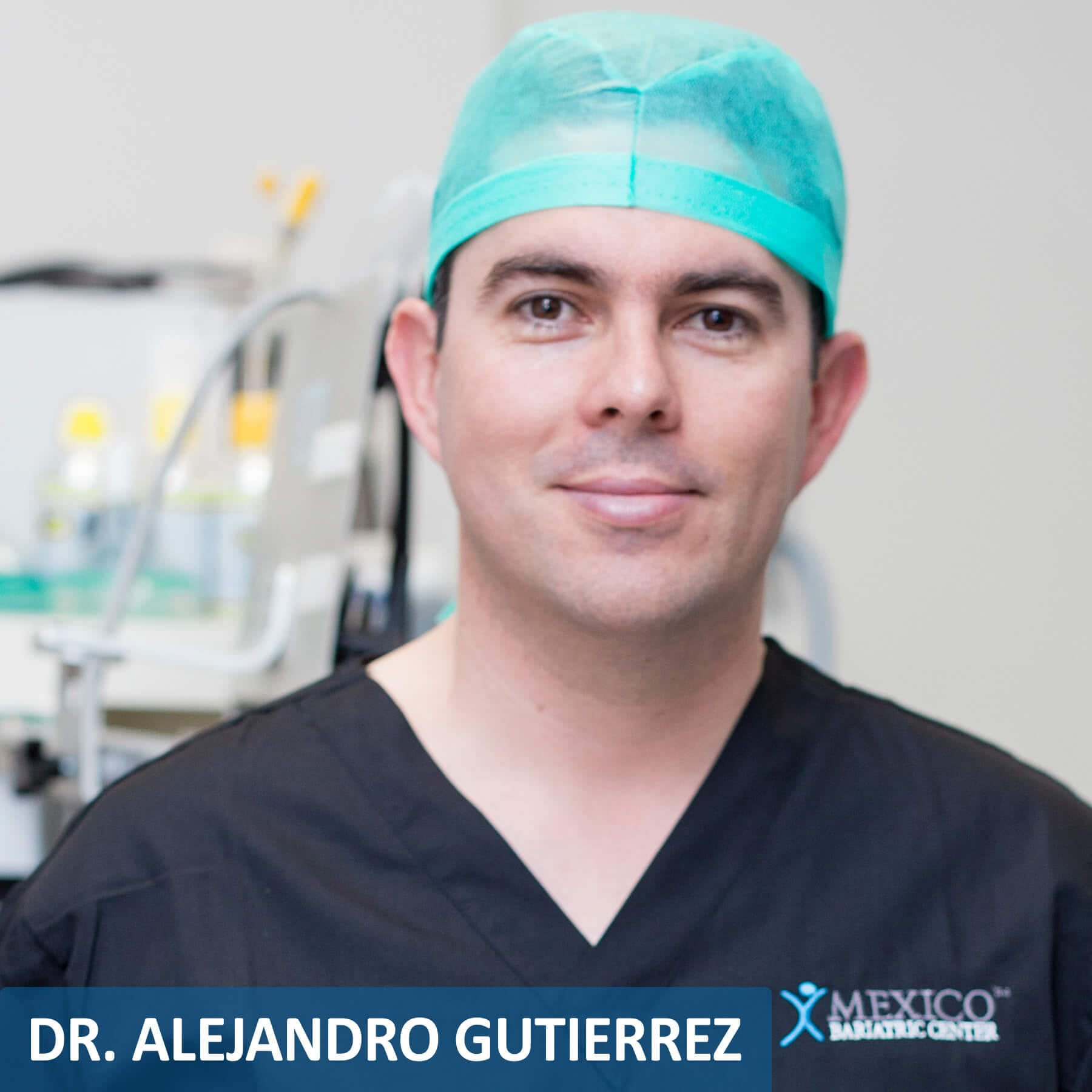 Dr. Alejandro Gutierrez - Best Bariatric Surgeon in Mexico
