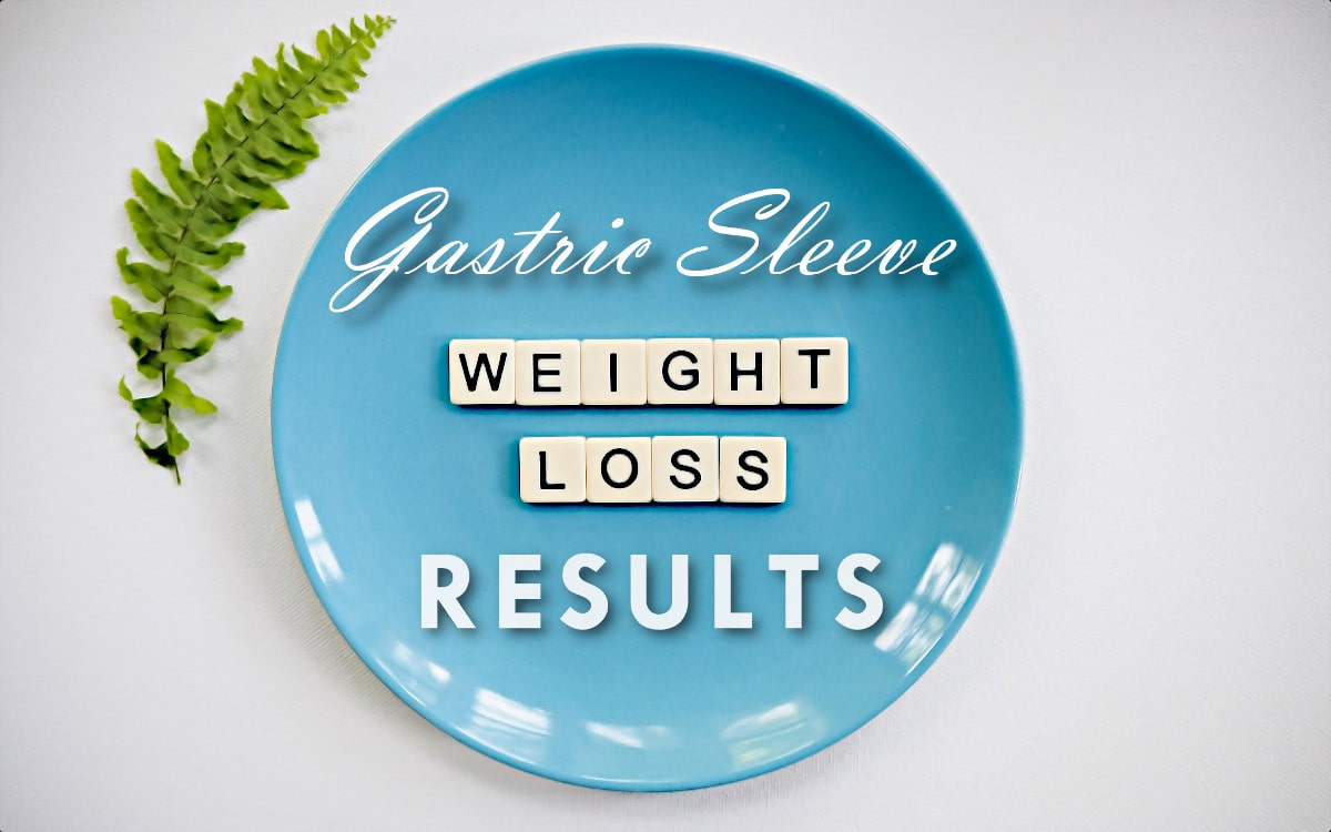 Gastric Sleeve Surgery Weight Loss Results VSG