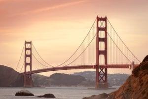 Golden Gate Bridge - Bariatric Surgery Seminar in California