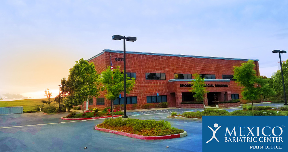 Mexico Bariatric Center Headquarters - Main Office El Dorado Hills California