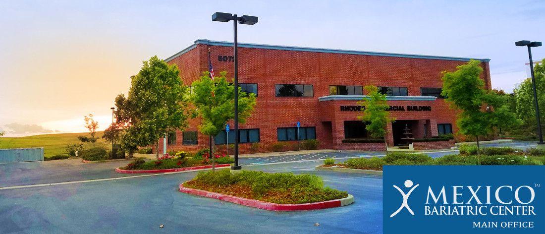 Mexico Bariatric Center Headquarters - Main Office in El Dorado Hills, California