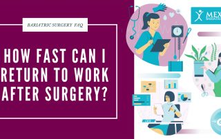 How Fast Can I Return to Work After Bariatric Surgery