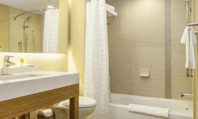 Hyatt Hotel - Tijuana Mexico - Bathroom Sink