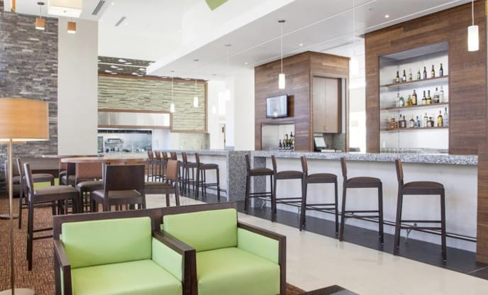 Hyatt Hotel - Tijuana Mexico - Hotel Bar