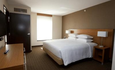 Hyatt Hotel - Tijuana Mexico - Room Suite