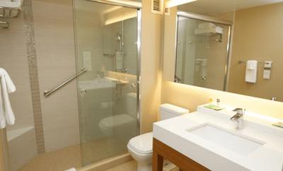 Hyatt Hotel - Tijuana Mexico - Shower