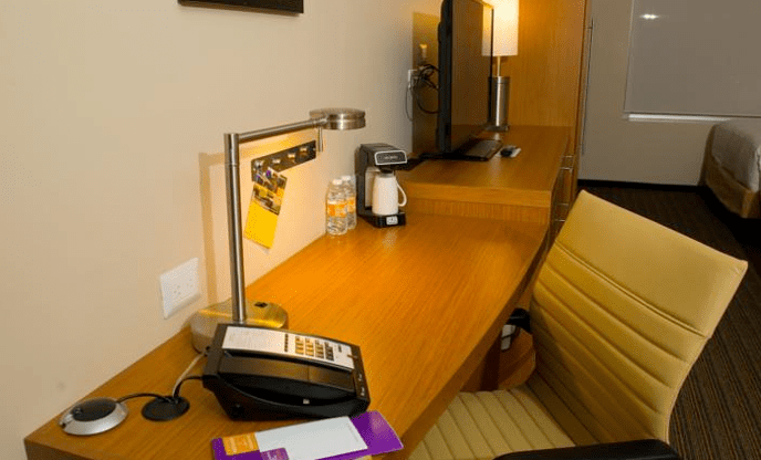 Hyatt Hotel - Tijuana Mexico - Workspace