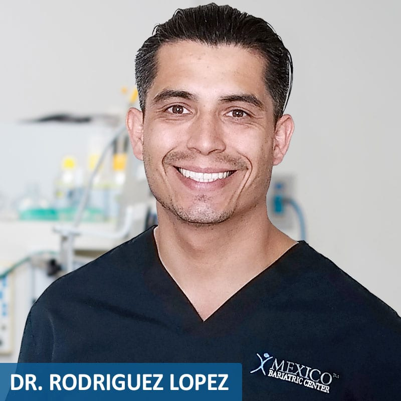 Best Bariatric Surgeon in Mexico - Dr. Rodriguez Lopez