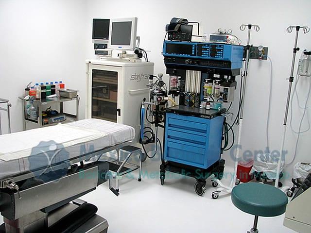 INT Hospital Operating Room