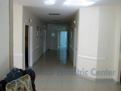INT Hospital hallway
