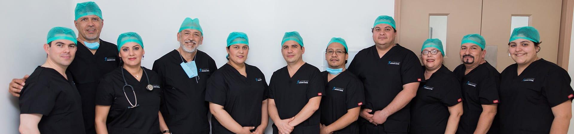 Mexico Bariatric Center Surgery Staff and Advisory Board