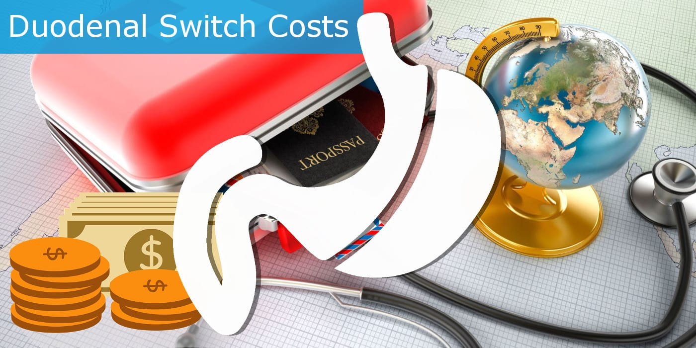 Duodenal Switch Surgery Costs Around the world