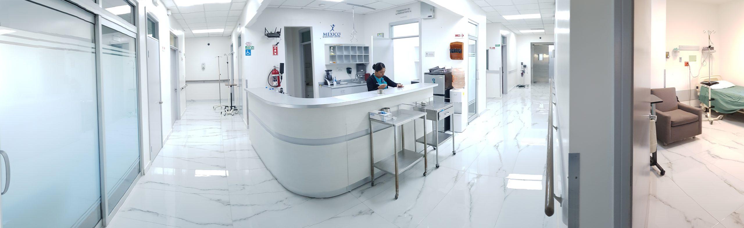 Hospital Mi Doctor Nurse Station - Mexico Bariatric Center