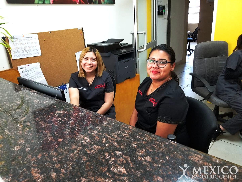 Hospital Mi Doctor Nurses in Tijuana, Mexico - Mexico Bariatric Center team