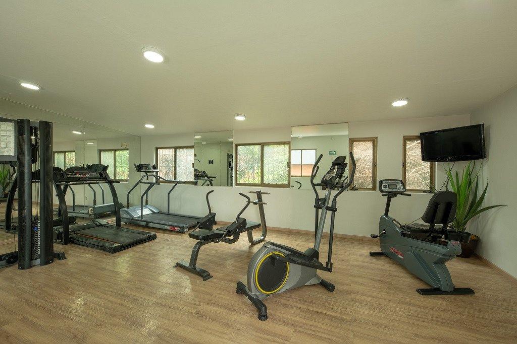 Hotel Malibu Gym in Guadalajara