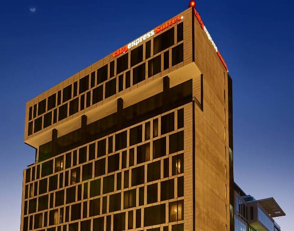City Express Suites Hotel - Tijuana Hotel Accommodations
