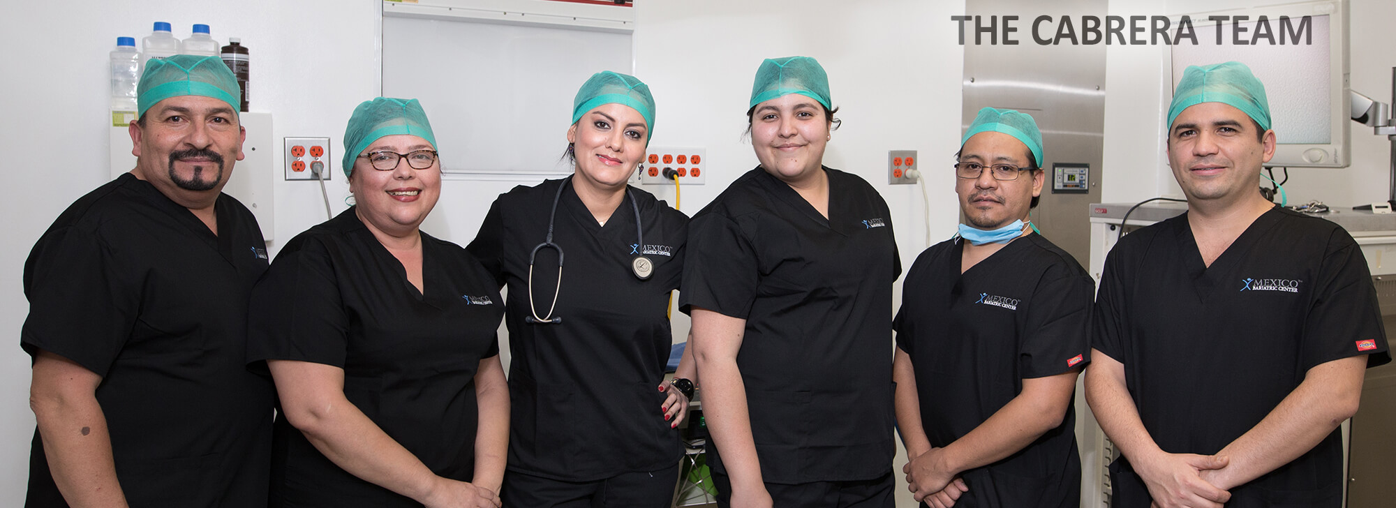 Dr. Ismael Cabrera - Staff and Doctors Team