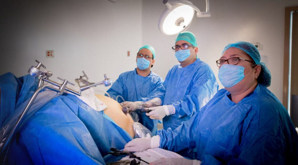 Dr. Ismael Cabrera Surgical Team - Bariatric Weight Loss Surgery in Mexico