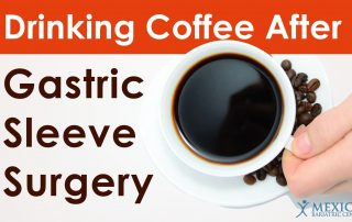 Drinking Coffee After Gastric Sleeve Surgery - Coffee and Caffeine Guidelines for Bariatric Patients