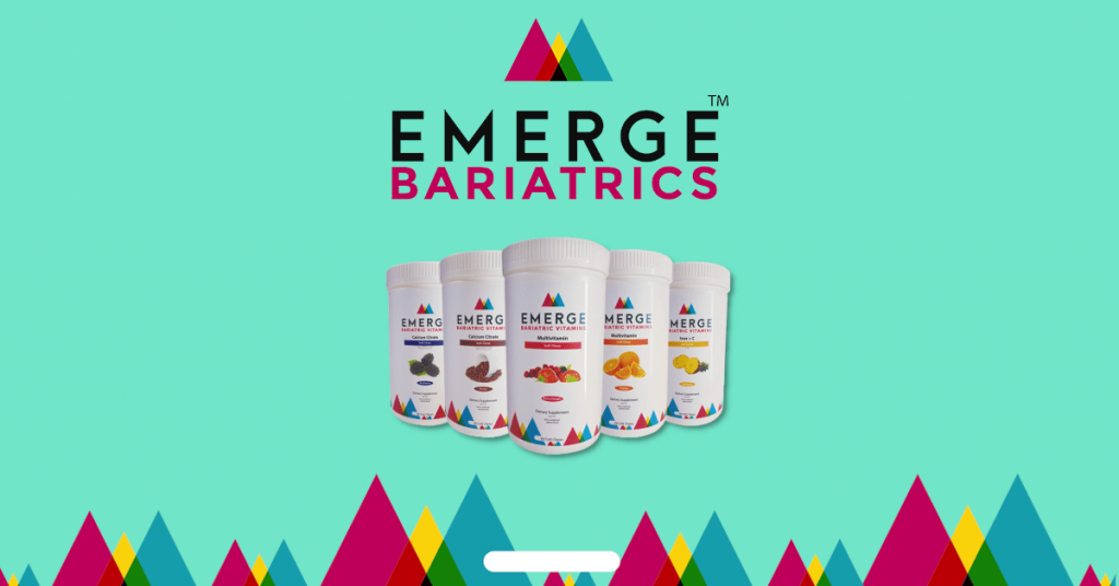 Emerge Bariatrics - Recommended Vitamins After Weight Loss Surgery