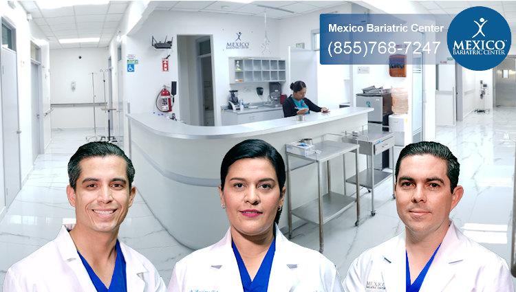 Mexico Bariatric Center - Weight Loss Surgeons at Renovated Tijuana Hospital Facility