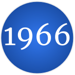 Year 1966 - Open Gastric Bypass Surgery (RNY)