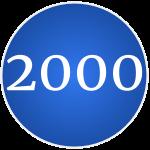 Year 2000 - Laparoscopic Gastric Sleeve Surgery (Sleeve Gastrectomy)