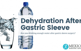 Dehydration After Gastric Sleeve - Drinking Water and Preventing Dehydration