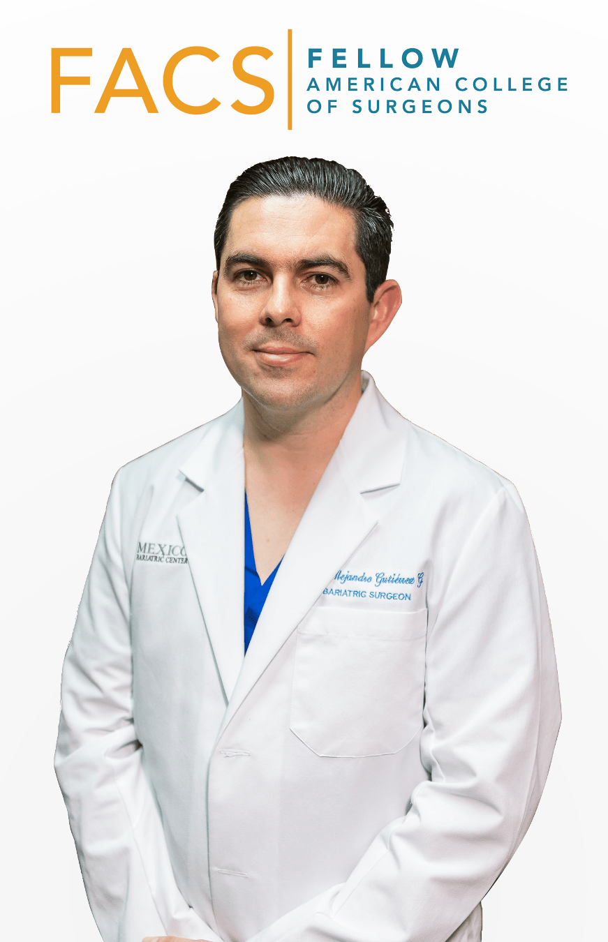 Dr. Alejandro Gutierrez - FACS Fellow American College of Surgeons