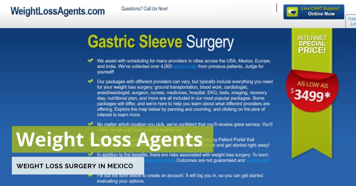 Weight Loss Agents in Mexico