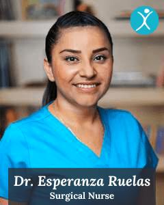 Dr. Esperanza Ruelas - Surgical Nurse Mexico