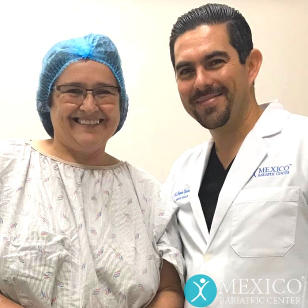 Dr. Gutierrez Pre-Op Weight Loss Operation at Hospital Mi Doctor