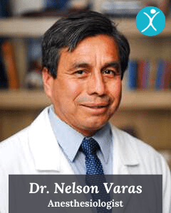 Dr. Nelson Varas - Anestesiologist Mexico