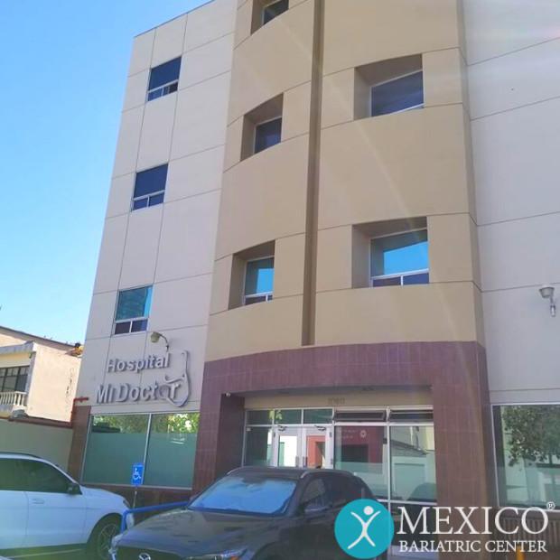 Hospital Mi Doctor Front Entrance
