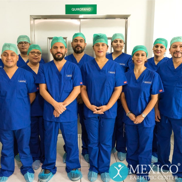 Mexico Baraitric Center Surgeons Picture at Hospital Mi Doctor
