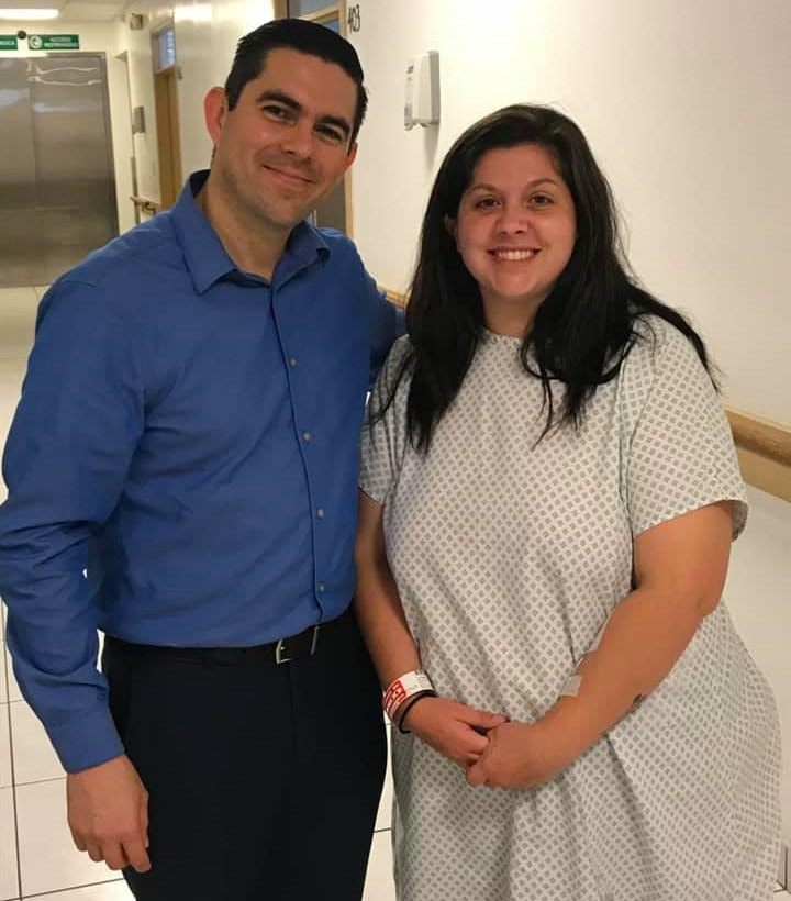 Patient Recovering in Hospital with Dr. Alejandro Gutierrez