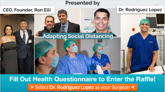 mexico bariatric center - online Mexico weight loss surgery informational seminar with Dr. Ron Elli