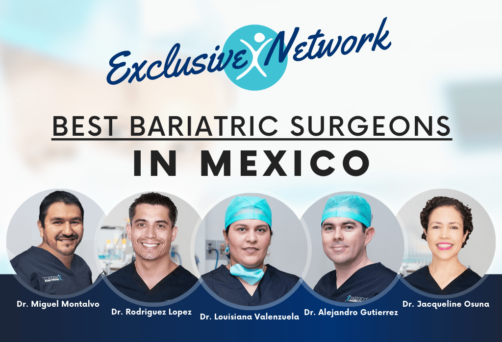 Exclusive Network of Best Bariatric Surgeons in Mexico - Mexico Bariatric Center