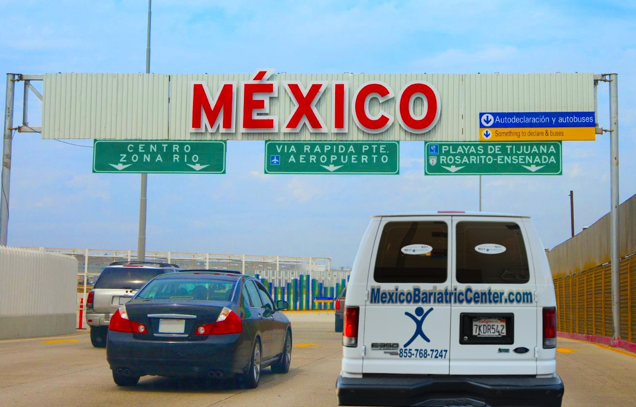 Mexico Bariatric Center Driving Patients across border for weight loss surgery