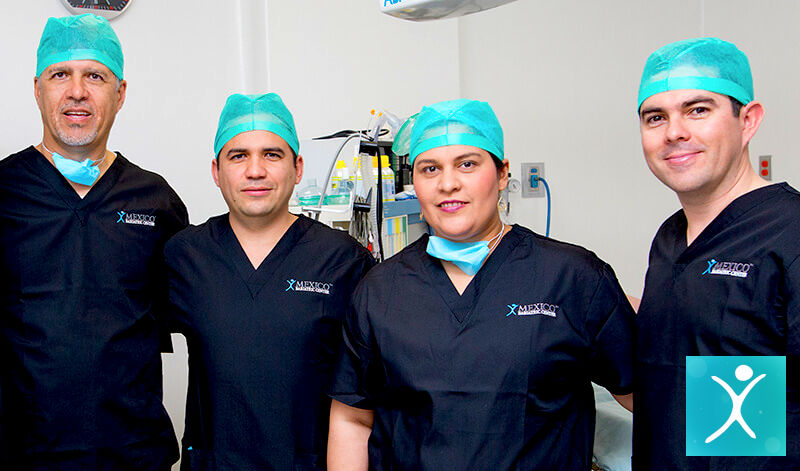 Mexico Bariatric Center Ron Elli with Bariatric Surgeons