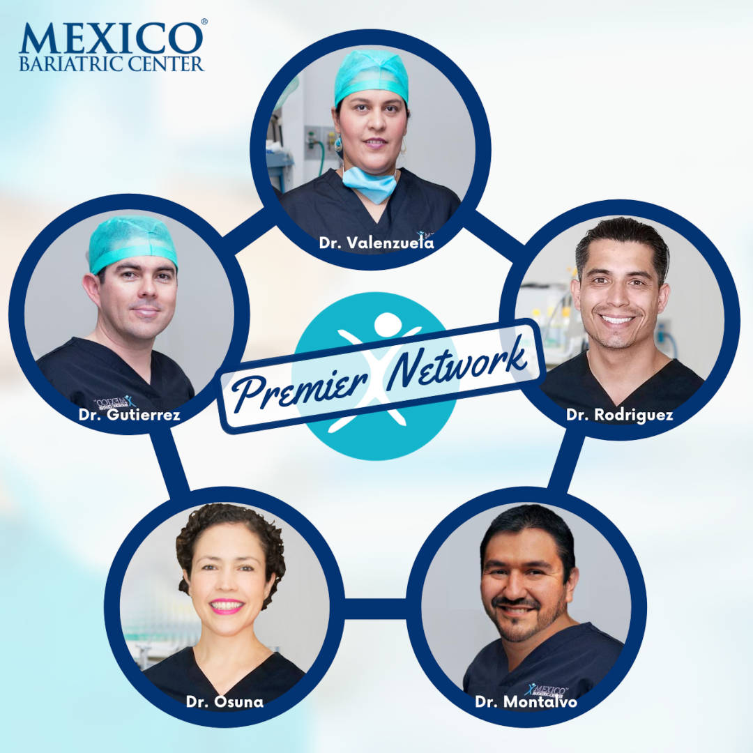 Premier Network of Gastric Sleeve Surgeons in Mexico